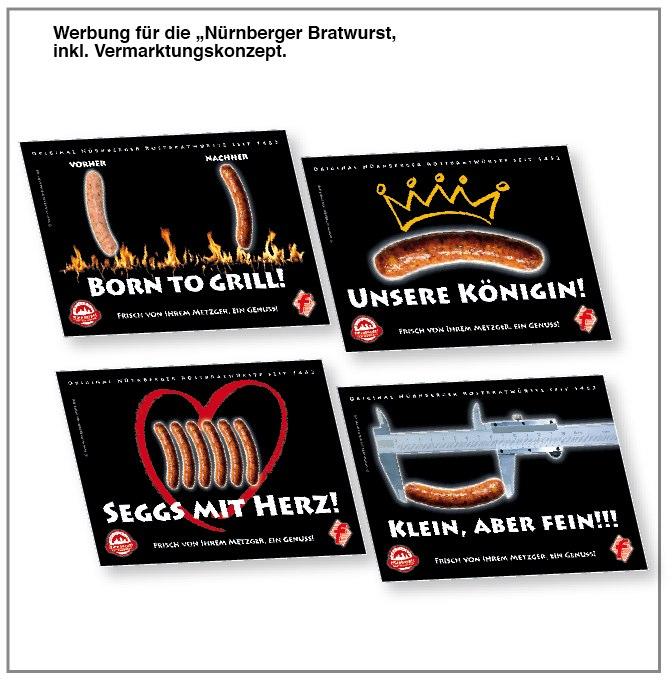 Nürnberger Bratwurst