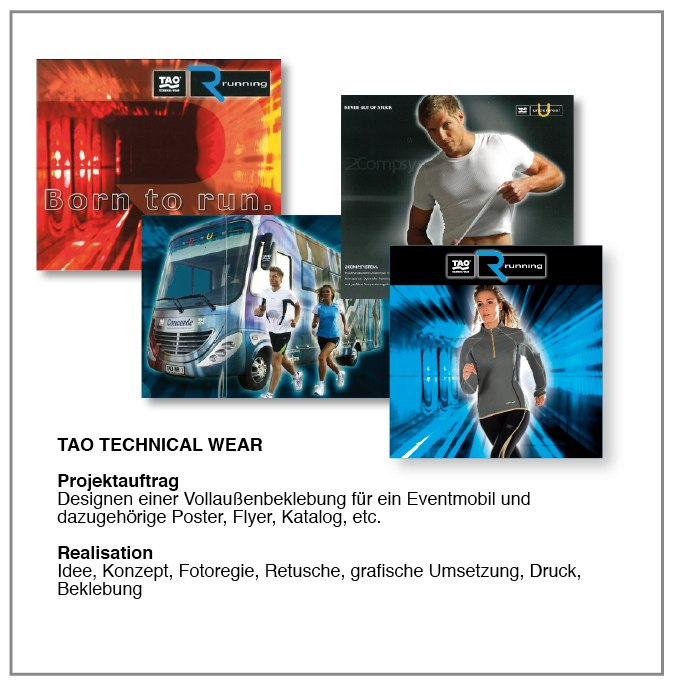 TAO Technical Wear
